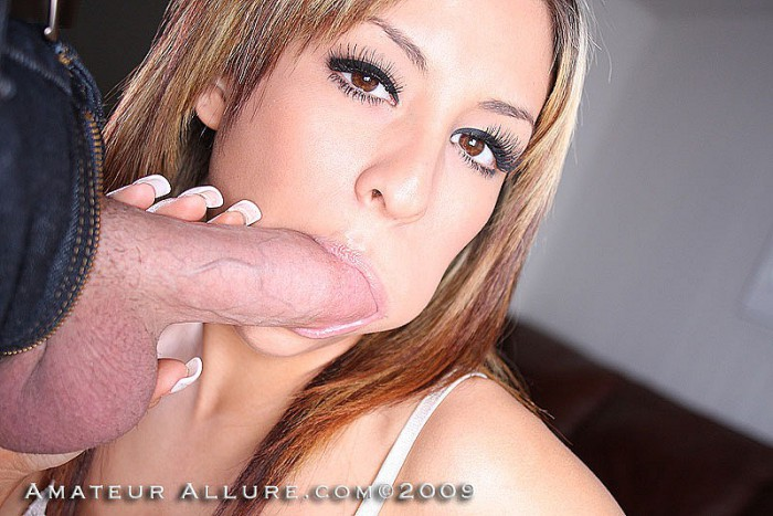 Lexi Diamond Sucking Dick